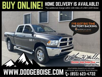 2018 Ram 3500 Crew Cab 4x4,  Pickup #R423038 - photo 1
