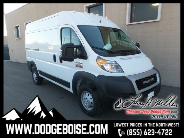 2019 ProMaster 2500 High Roof FWD,  Empty Cargo Van #R506388 - photo 1