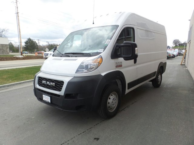 2019 ProMaster 1500 High Roof FWD,  Empty Cargo Van #R512920 - photo 6
