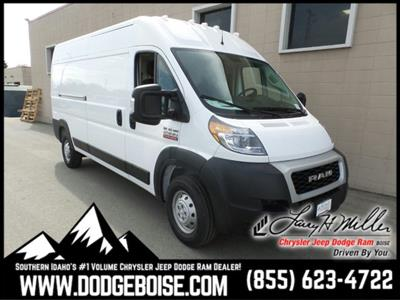 2019 ProMaster 2500 High Roof FWD,  Empty Cargo Van #R517317 - photo 1
