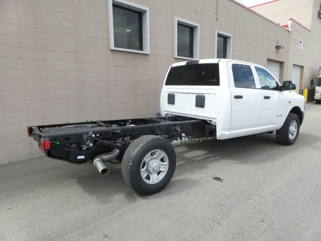 2019 Ram 3500 Crew Cab 4x4,  Cab Chassis #R517347 - photo 1