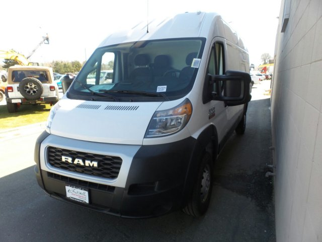 2019 ProMaster 2500 High Roof FWD,  Empty Cargo Van #R524541 - photo 7