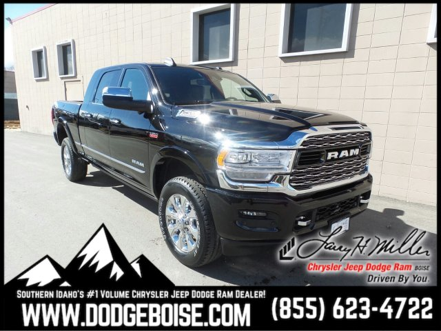 2019 Ram 2500 Mega Cab 4x4,  Pickup #R530305 - photo 1