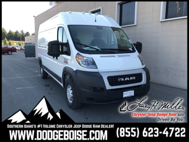 2019 ProMaster 2500 High Roof FWD, Empty Cargo Van #R557857 - photo 1