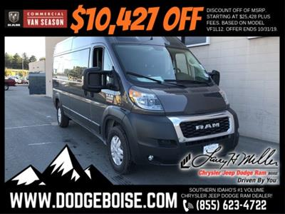 2019 ProMaster 2500 High Roof FWD,  Empty Cargo Van #R557860 - photo 1