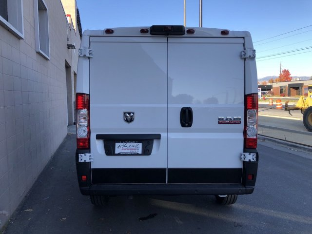 2019 ProMaster 1500 Standard Roof FWD, Empty Cargo Van #R562566 - photo 4