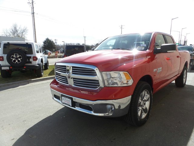2019 Ram 1500 Crew Cab 4x4,  Pickup #R600030 - photo 6