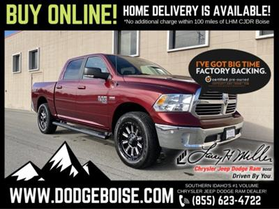 2019 Ram 1500 Crew Cab 4x4,  Pickup #R607839 - photo 1