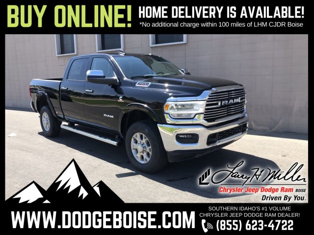 2019 Ram 2500 Crew Cab 4x4, Pickup #R609088 - photo 1