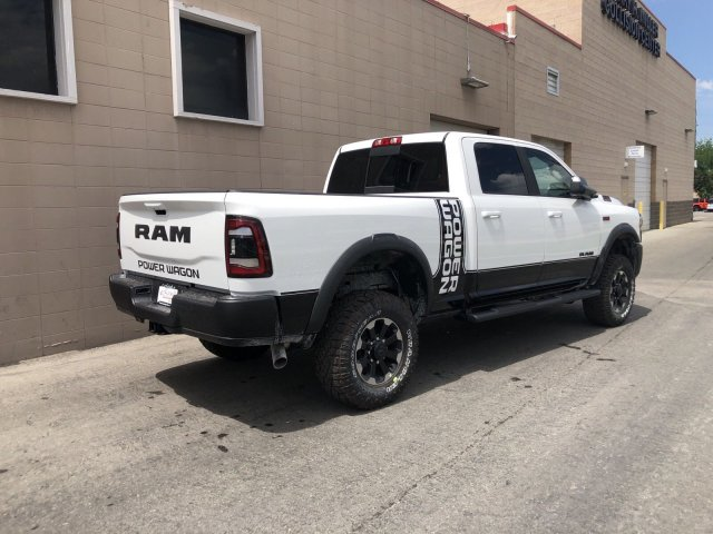 2019 Ram 2500 Crew Cab 4x4,  Pickup #R611628 - photo 2