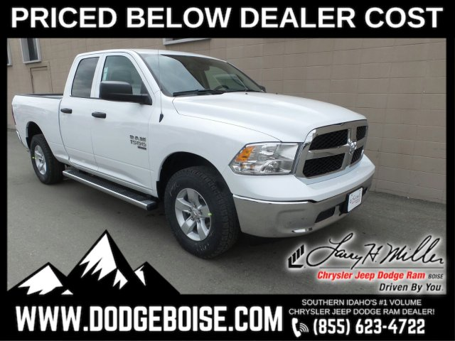 2019 Ram 1500 Quad Cab 4x4,  Pickup #R615698 - photo 1