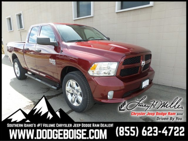 2019 Ram 1500 Quad Cab 4x4,  Pickup #R615705 - photo 1