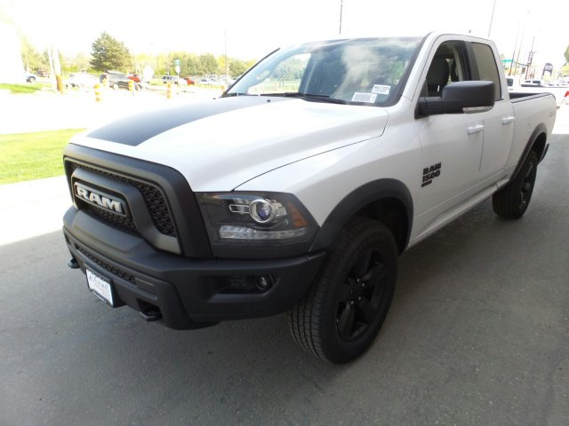 2019 Ram 1500 Quad Cab 4x4, Pickup #R617223 - photo 8