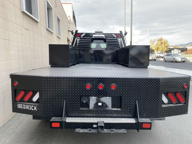 2019 Ram 5500 Crew Cab DRW 4x4, Platform Body #R627059A - photo 3
