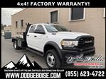 2019 Ram 5500 Crew Cab DRW 4x4, Platform Body #R627059A - photo 1