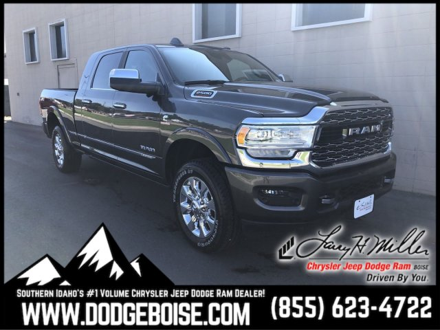 2019 Ram 2500 Mega Cab 4x4,  Pickup #R627440 - photo 1