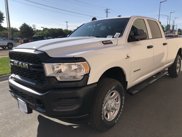 2019 Ram 3500 Crew Cab 4x4, Pickup #R628882 - photo 6