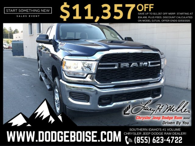 2019 Ram 2500 Crew Cab 4x4,  Pickup #R635359 - photo 1