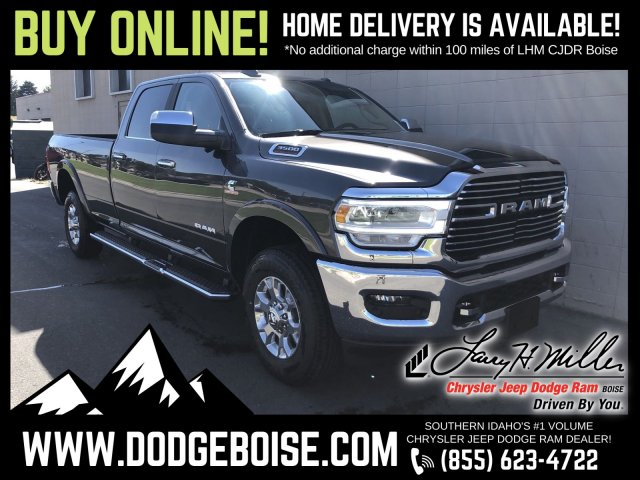 2019 Ram 3500 Crew Cab 4x4, Pickup #R637196 - photo 1