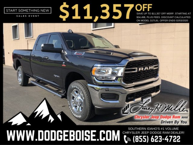 2019 Ram 2500 Crew Cab 4x4,  Pickup #R640189 - photo 1