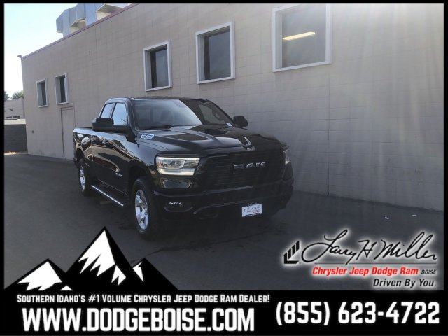 2019 Ram 1500 Quad Cab 4x4,  Pickup #R641266 - photo 1
