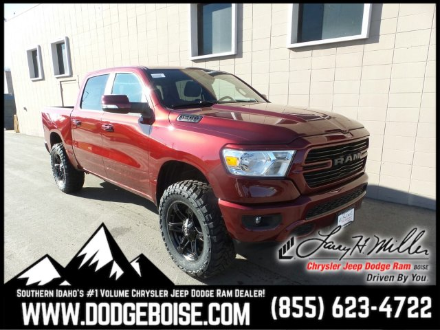 2019 Ram 1500 Crew Cab 4x4,  Pickup #R649880 - photo 1