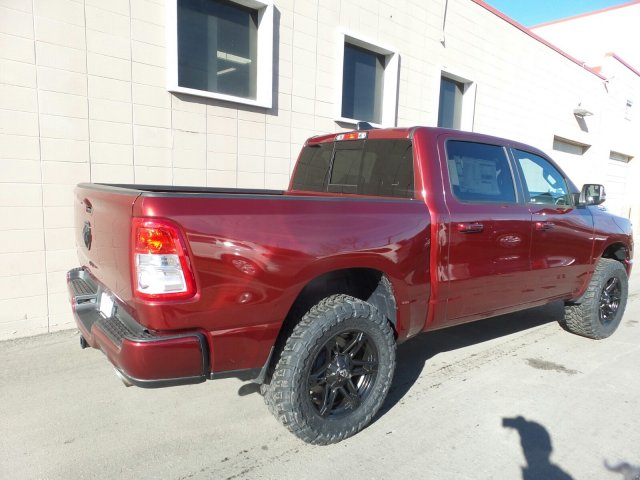 2019 Ram 1500 Crew Cab 4x4,  Pickup #R649880 - photo 2