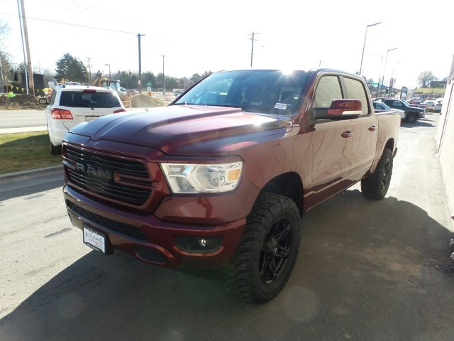2019 Ram 1500 Crew Cab 4x4,  Pickup #R649880 - photo 6