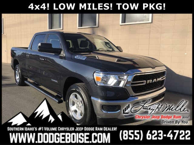 2019 Ram 1500 Crew Cab 4x4,  Pickup #R651247 - photo 1