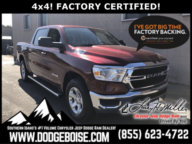 2019 Ram 1500 Crew Cab 4x4,  Pickup #R651274 - photo 1