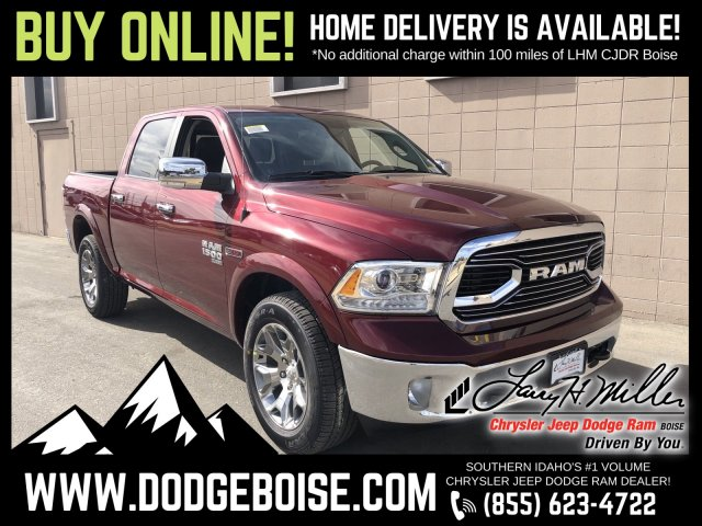 2019 Ram 1500 Crew Cab 4x4, Pickup #R710137 - photo 1