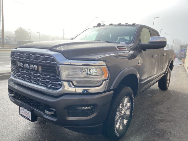 2019 Ram 2500 Crew Cab 4x4, Pickup #R715038 - photo 9