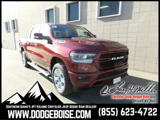 2019 Ram 1500 Crew Cab 4x4,  Pickup #R719269 - photo 1