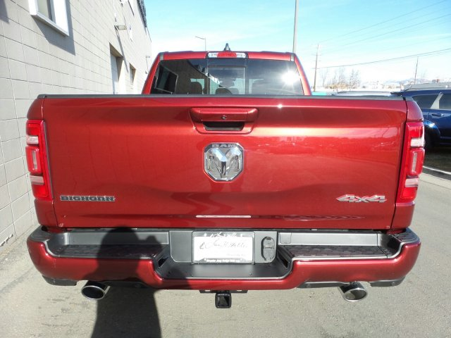 2019 Ram 1500 Crew Cab 4x4,  Pickup #R719269 - photo 4