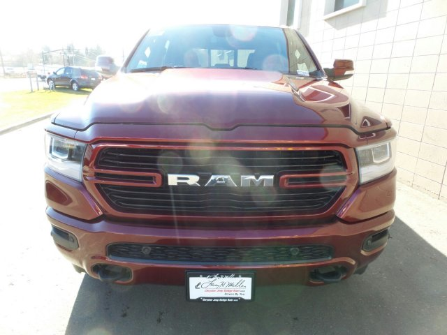 2019 Ram 1500 Crew Cab 4x4,  Pickup #R719269 - photo 8