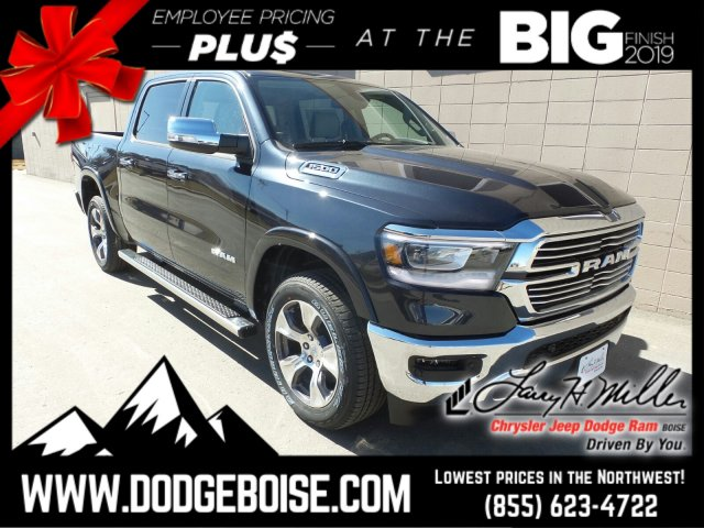 2019 Ram 1500 Crew Cab 4x4,  Pickup #R721512 - photo 1