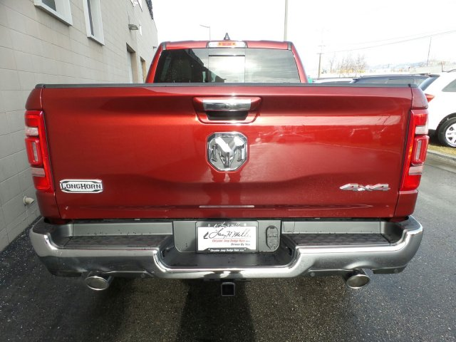 2019 Ram 1500 Crew Cab 4x4,  Pickup #R729126 - photo 4