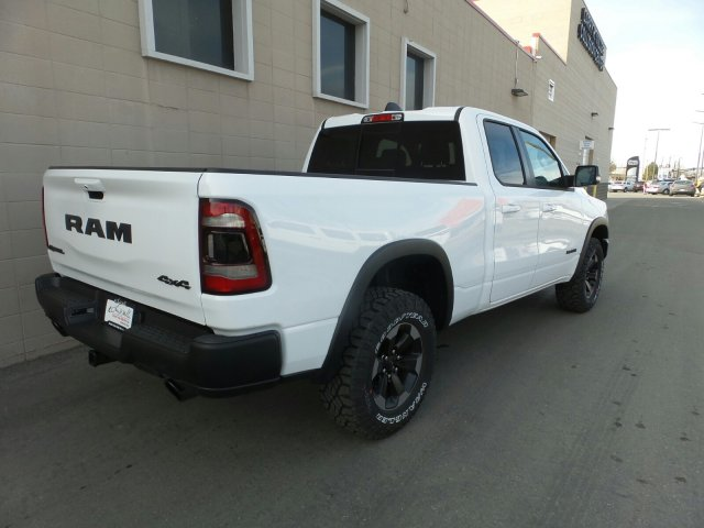 2019 Ram 1500 Quad Cab 4x4,  Pickup #R730685 - photo 2