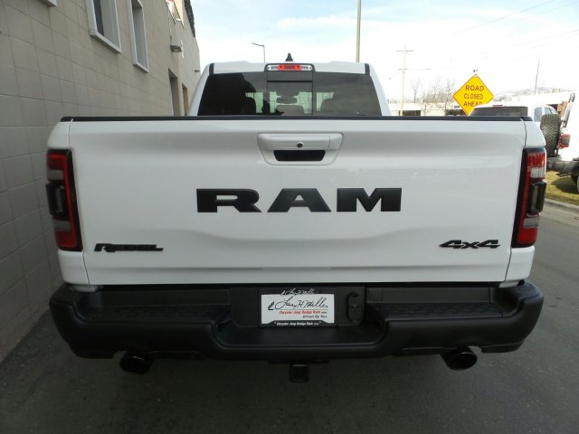 2019 Ram 1500 Quad Cab 4x4,  Pickup #R730685 - photo 3
