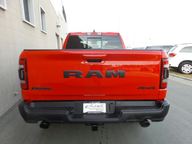 2019 Ram 1500 Quad Cab 4x4,  Pickup #R730686 - photo 3