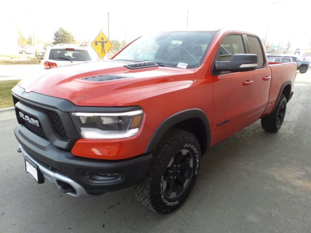 2019 Ram 1500 Quad Cab 4x4,  Pickup #R730686 - photo 6