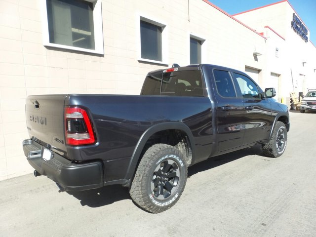 2019 Ram 1500 Quad Cab 4x4,  Pickup #R730687 - photo 2