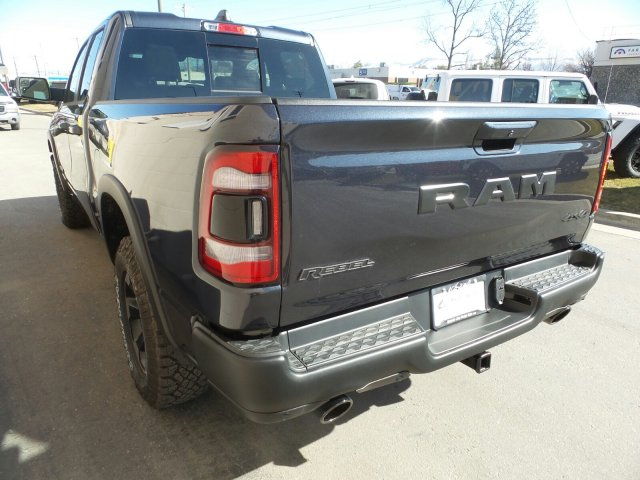 2019 Ram 1500 Quad Cab 4x4,  Pickup #R730687 - photo 4