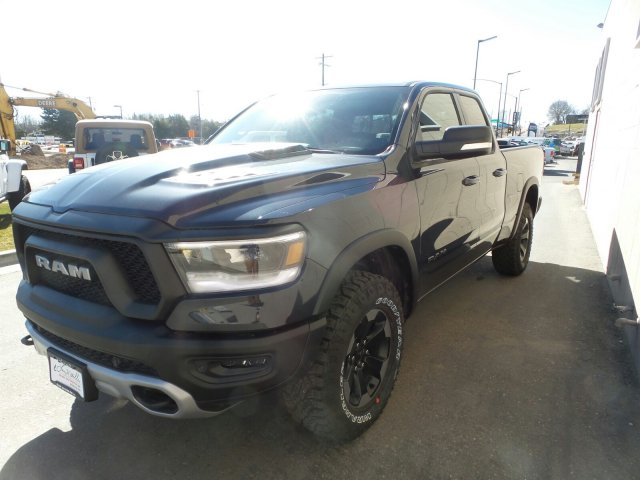 2019 Ram 1500 Quad Cab 4x4,  Pickup #R730687 - photo 6