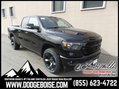 2019 Ram 1500 Quad Cab 4x4,  Pickup #R732857 - photo 1