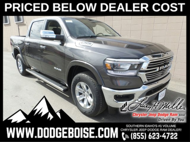 2019 Ram 1500 Crew Cab 4x4,  Pickup #R733429 - photo 1