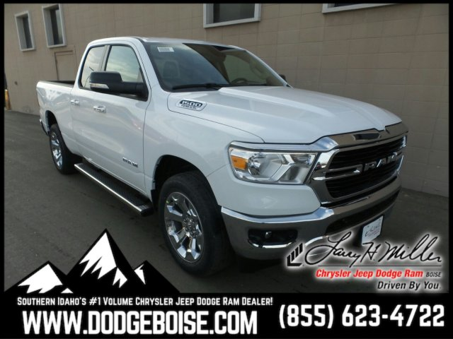2019 Ram 1500 Quad Cab 4x4,  Pickup #R736778 - photo 1