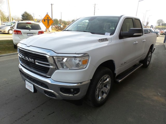 2019 Ram 1500 Quad Cab 4x4,  Pickup #R736778 - photo 8