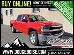 2017 Silverado 1500 Crew Cab 4x4,  Pickup #R741835A - photo 1