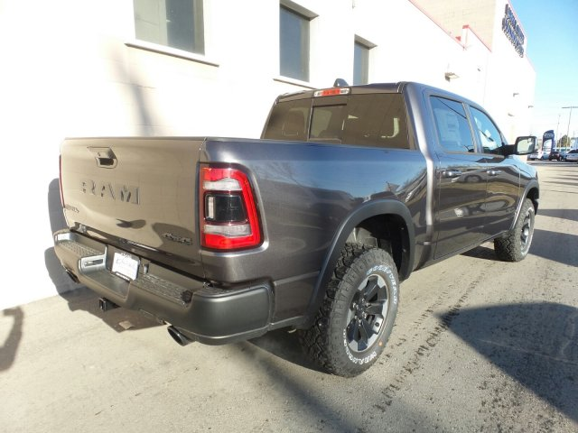 2019 Ram 1500 Crew Cab 4x4,  Pickup #R746883 - photo 2